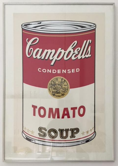 Andy Warhol | Gallery Carol Johnssen Munich